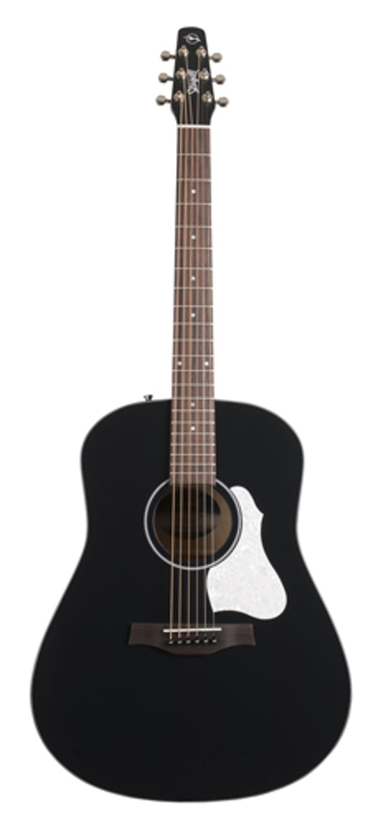 Seagull Guitars Unveils the S6 Classic Black