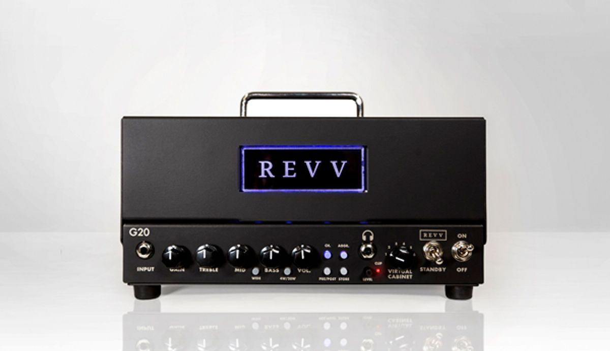 Revv Amps Unleashes the G20