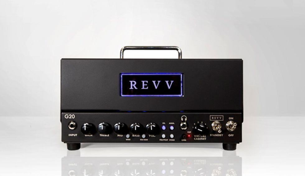 Revv Amps