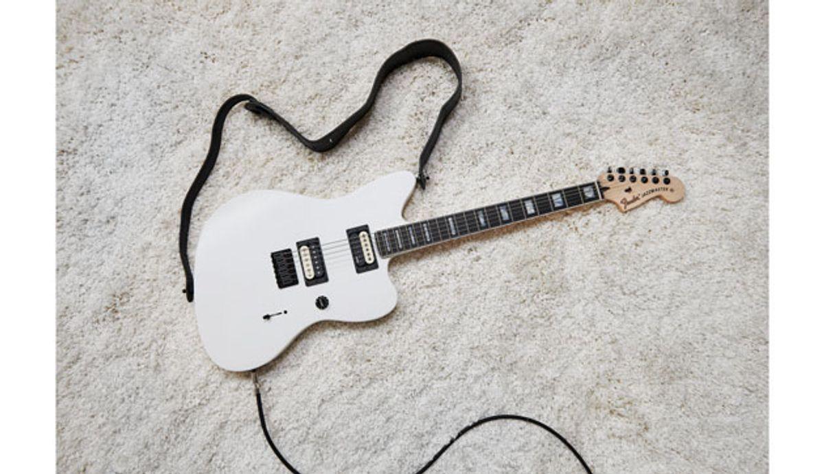 Fender Unveils the Jim Root Jazzmaster V4
