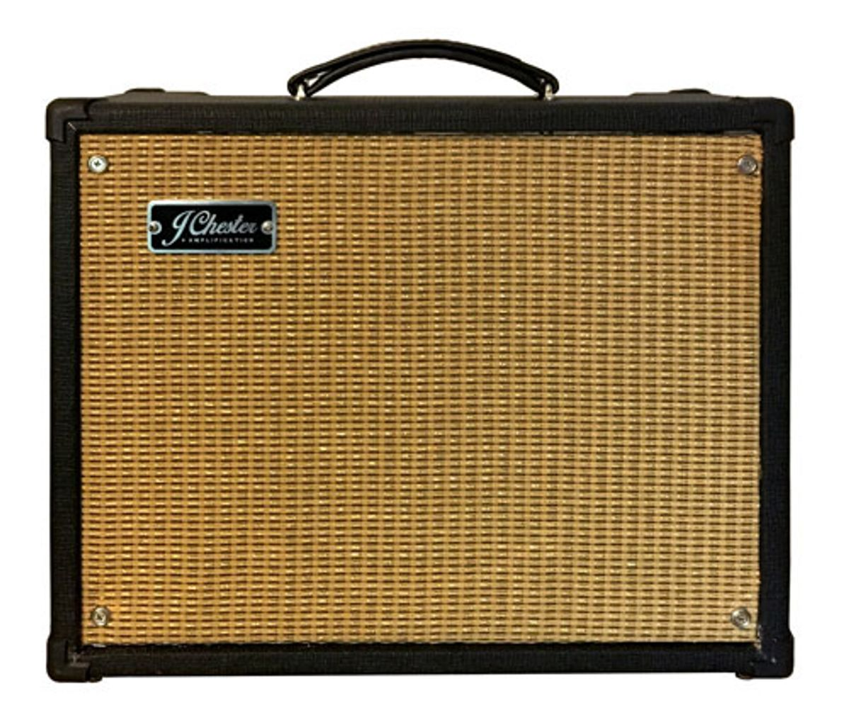 J. Chester Amplification Introduces the Brit Combo