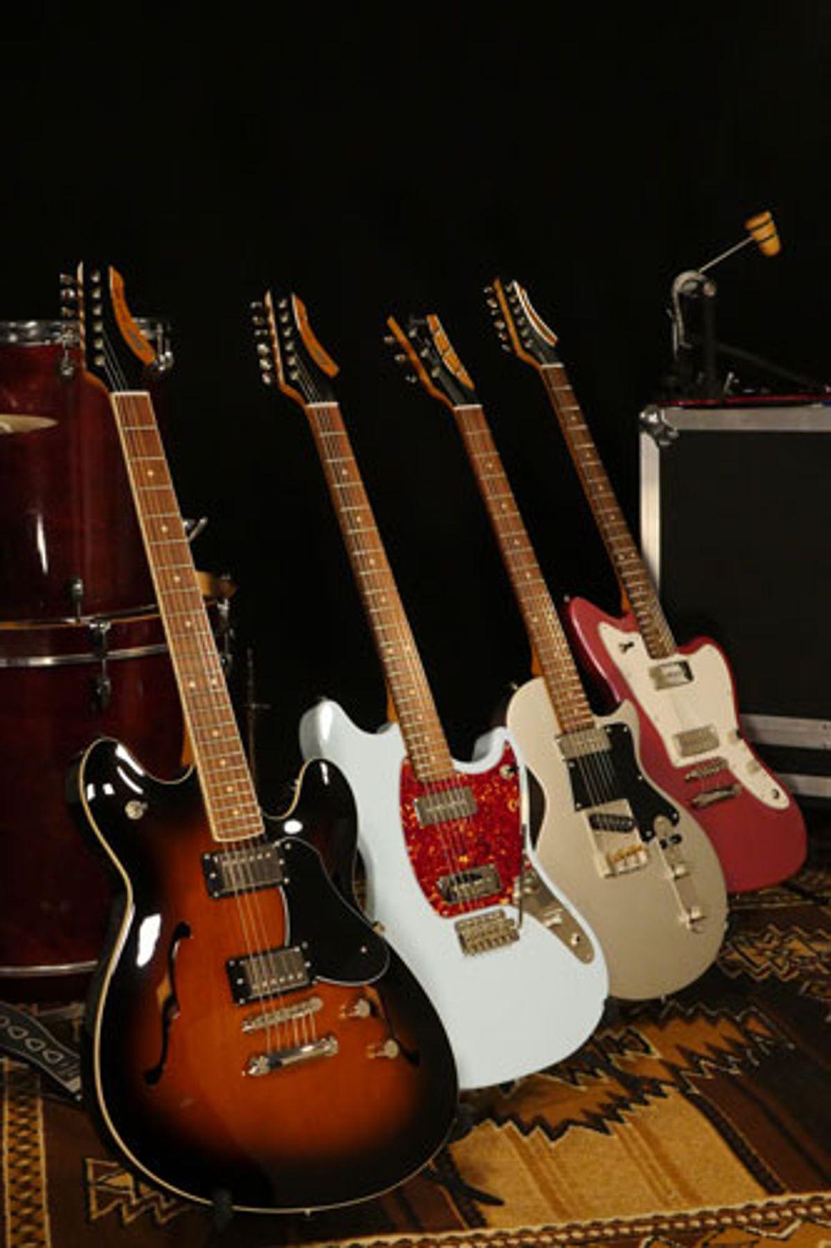 Fano Guitars Announces the Omnis Series