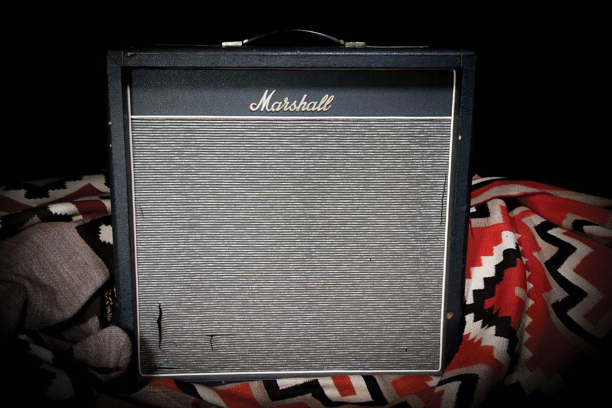 Peter Green's 1964 Marshall JTM45