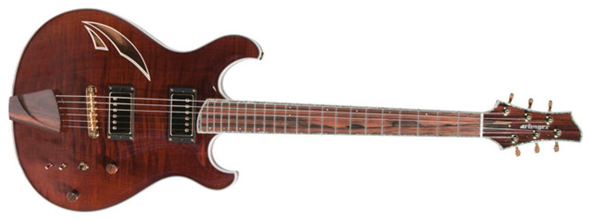 Artinger Custom Guitars Semi-Hollow Guitar Review