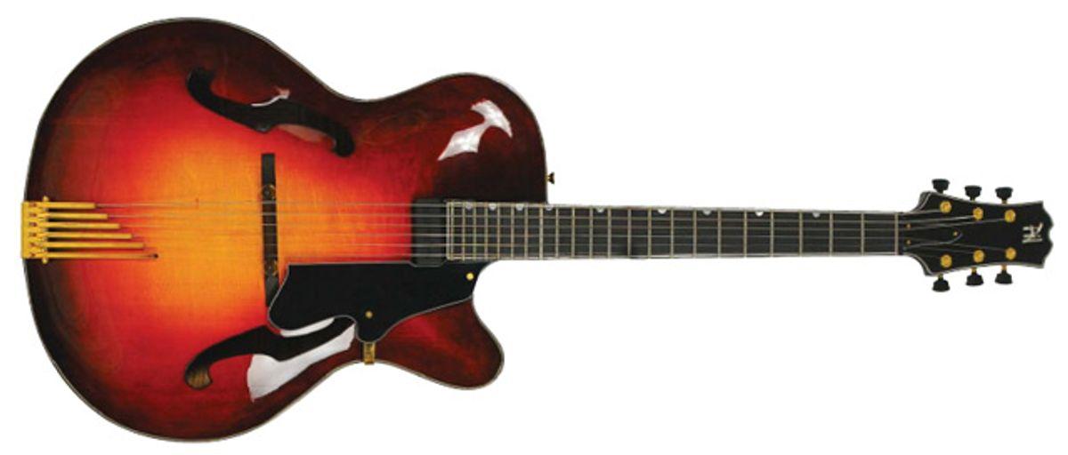 Paul Hartmann Guitars The Dutchess Archtop Guitar Review