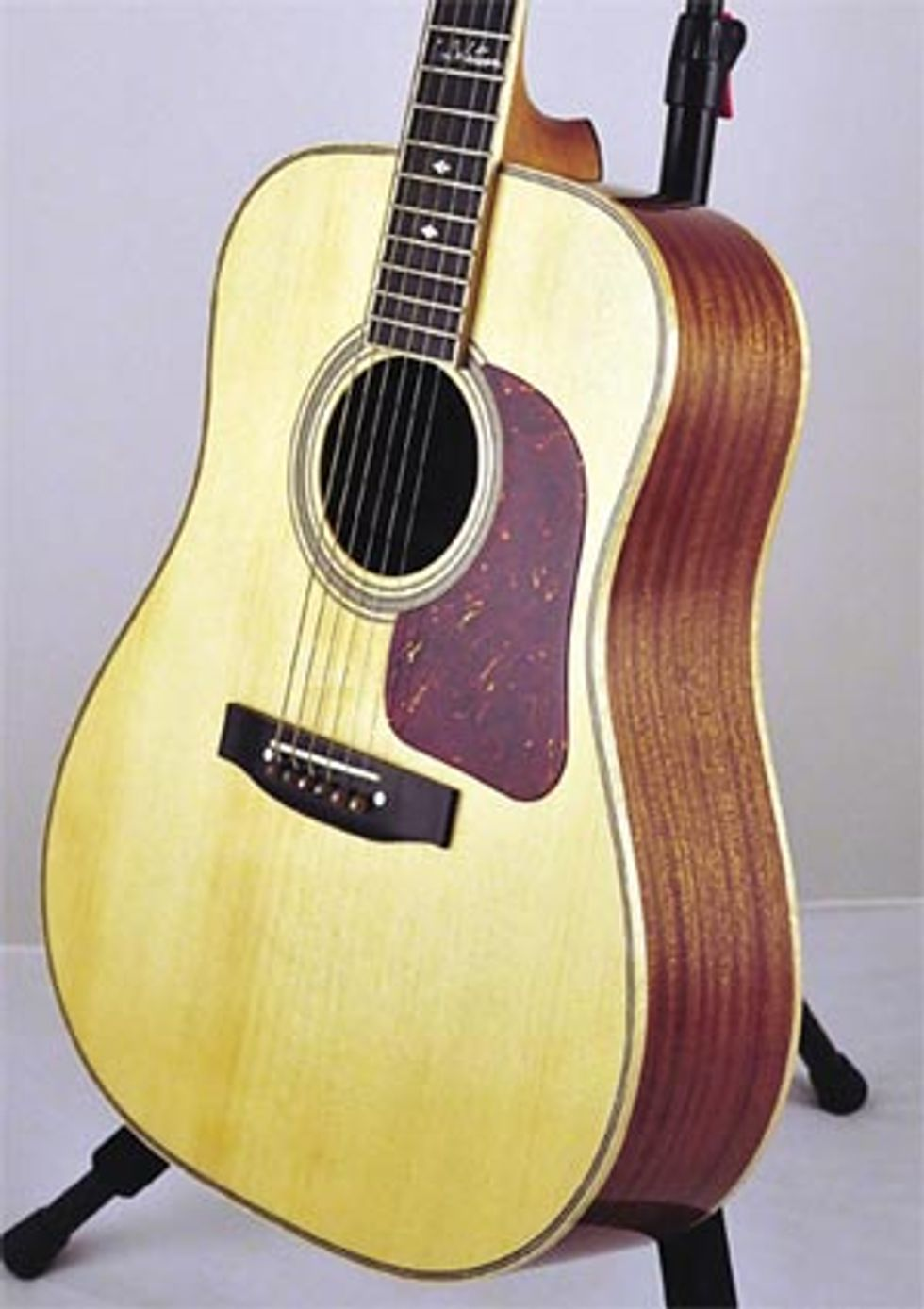 Gallagher Doc Watson Signature