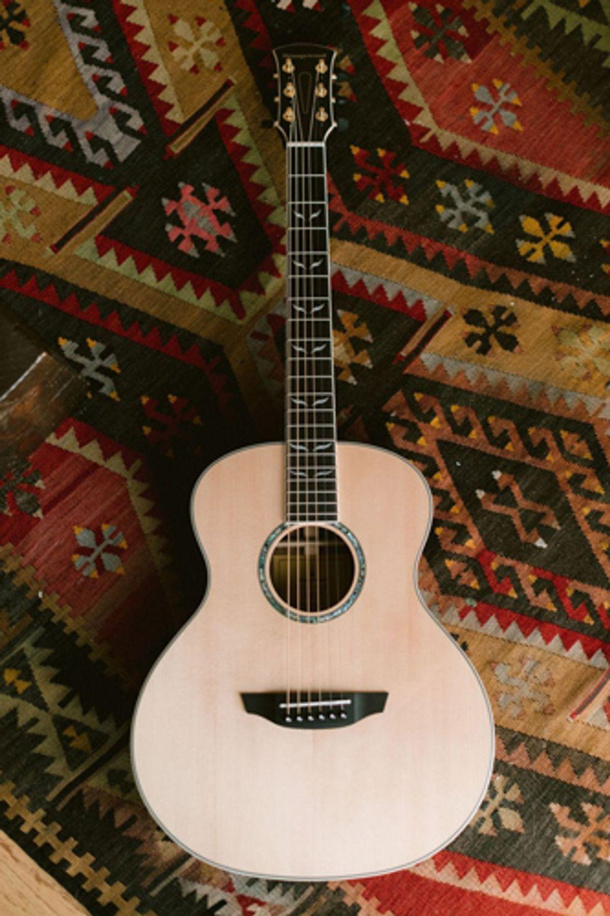 Orangewood Introduces First Nylon-String Guitar