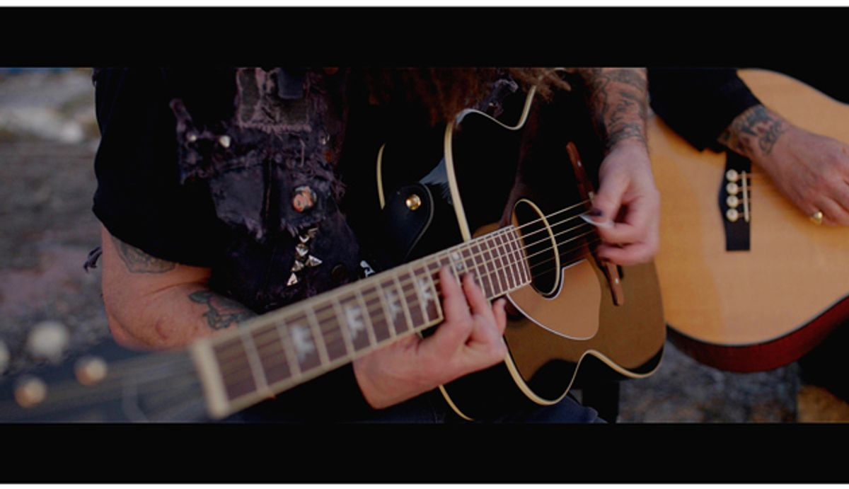 Fender Unveils the Tim Armstrong Anniversary Hellcat