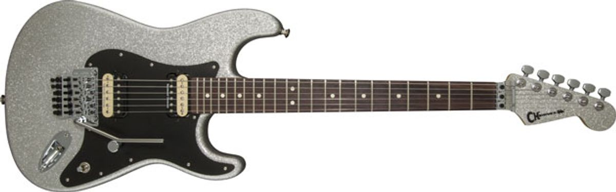 Charvel Releases the Pro Mod Series Super Stock SD1 FR Special Edition