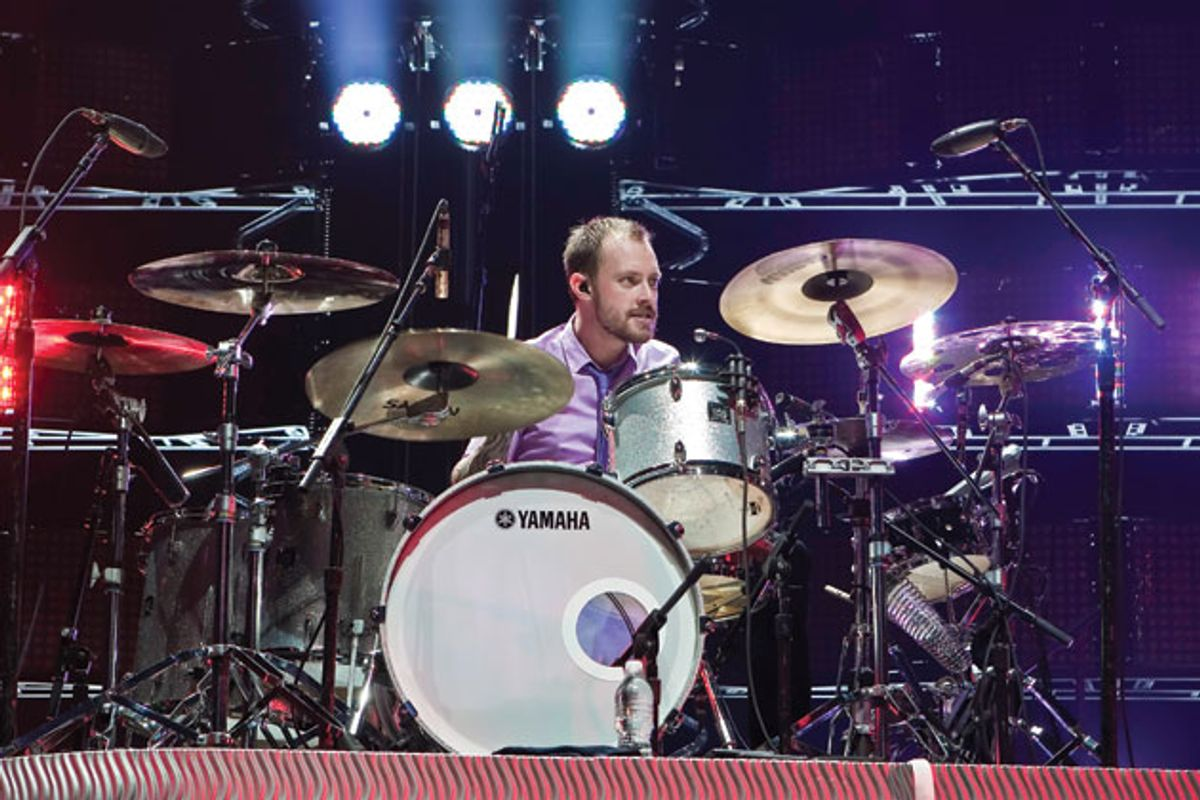 On Bass: Drummers Get Personal