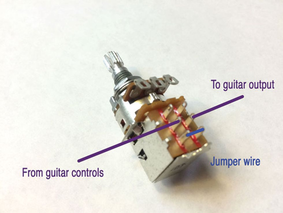 DIY: How to Install Onboard Effects | Premier Guitar