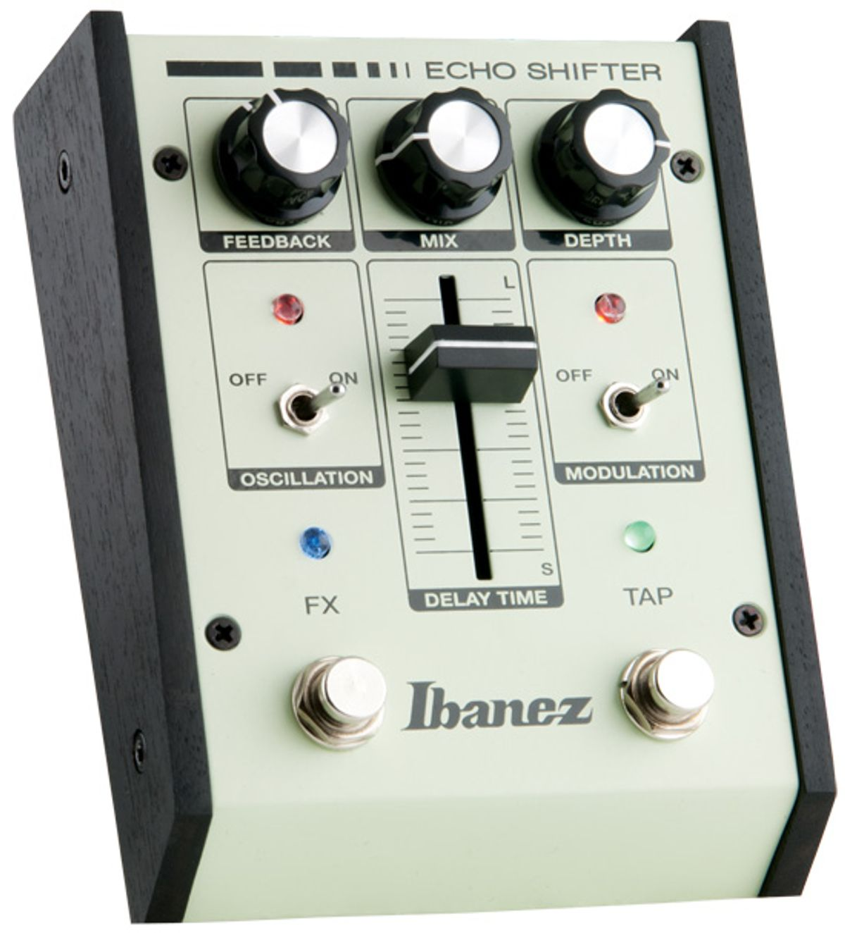 Ibanez Echo Shifter Pedal Review