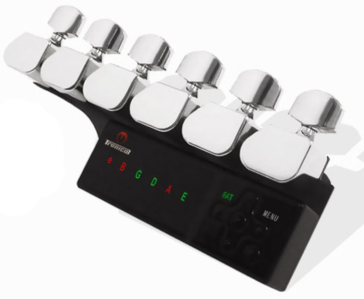 TronicalTune Launches Aftermarket Robotic Tuning Device