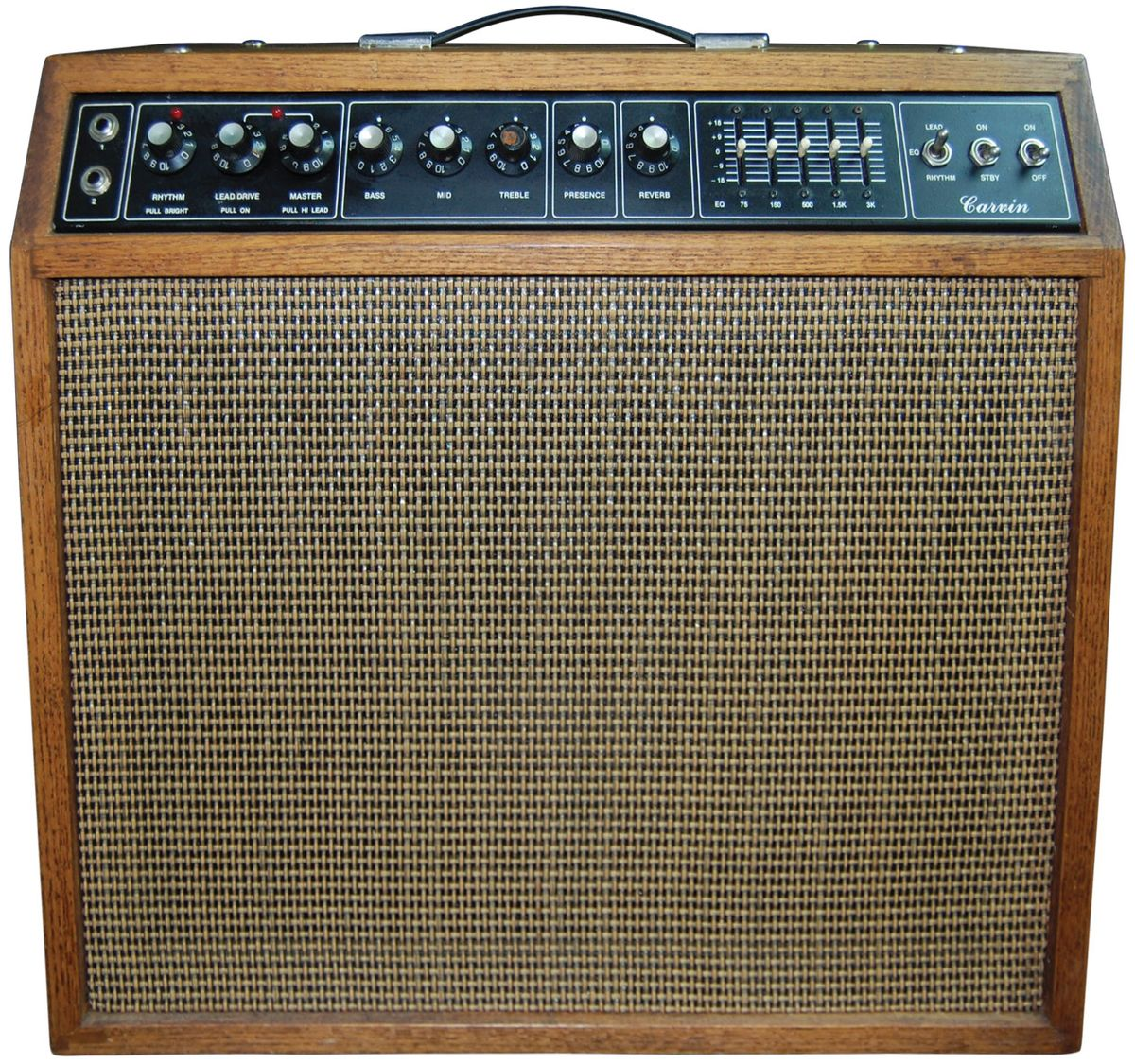 Ask Amp Man: Tone Tweaks for a Carvin Series III X