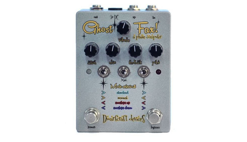 Dwarfcraft Devices Announces the Ghost Fax Phase Computer