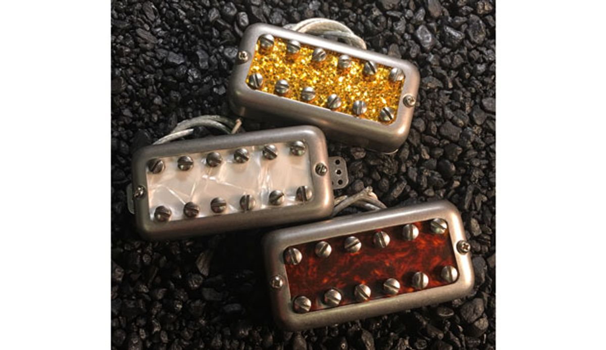 Rio Grande Pickups Offers Open Face Filter'Tron-Style Models