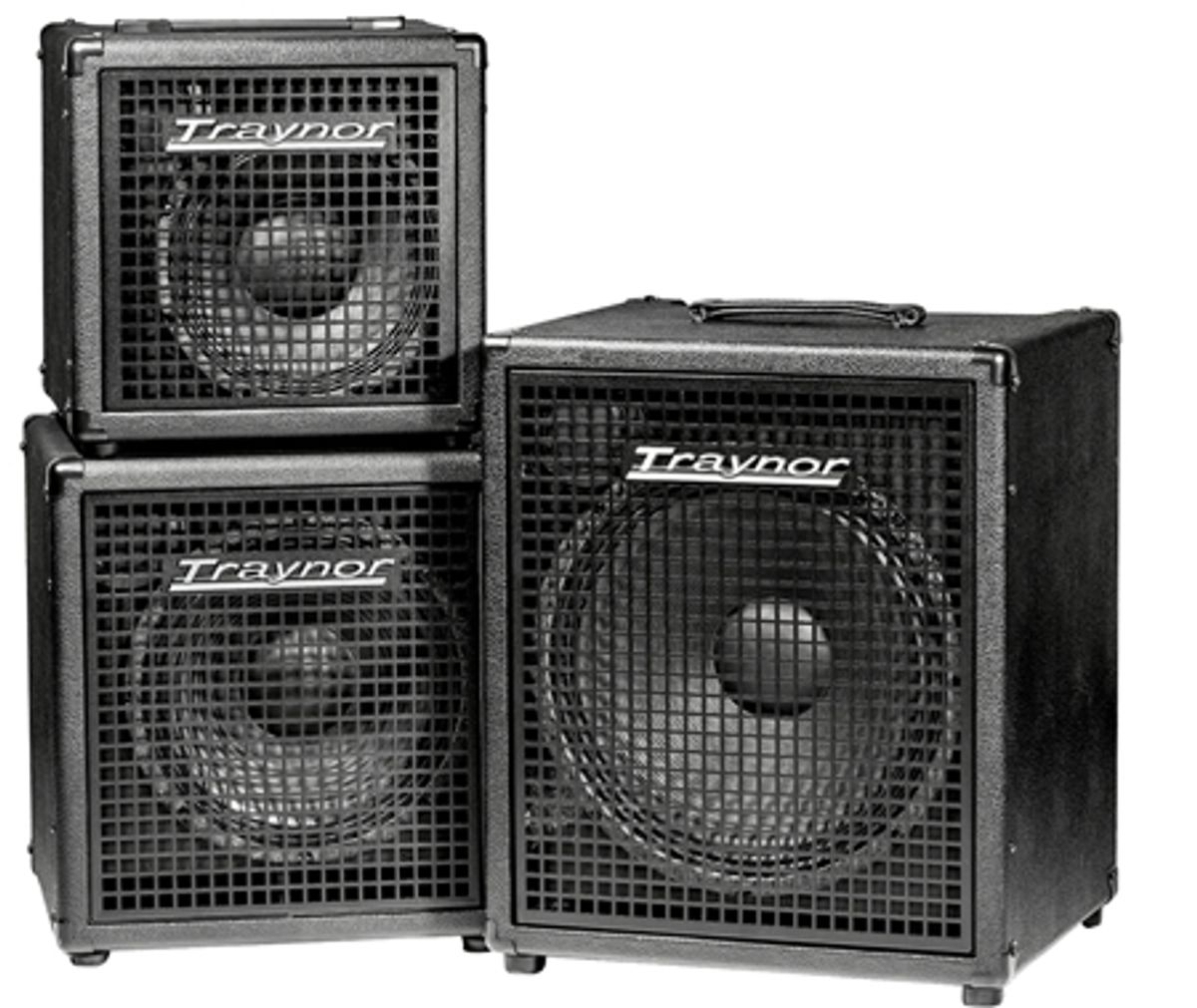 Traynor Introduces the Small Block Bass Amp Line for 2013