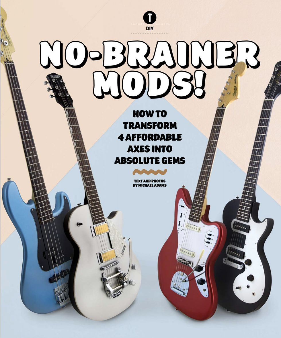 diy no brainer mods premier guitar. Black Bedroom Furniture Sets. Home Design Ideas