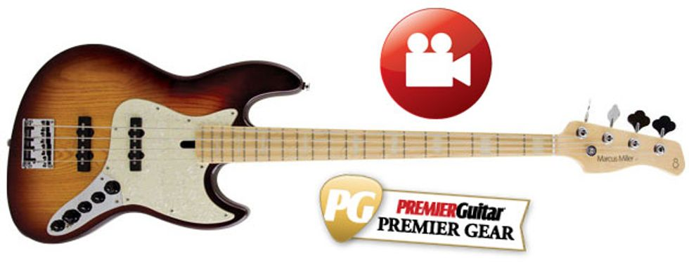 sire marcus miller v review premier guitar marcus miller knows a thing or two about jazz basses so when sire guitars set out to create a j style line they consulted the respected player to