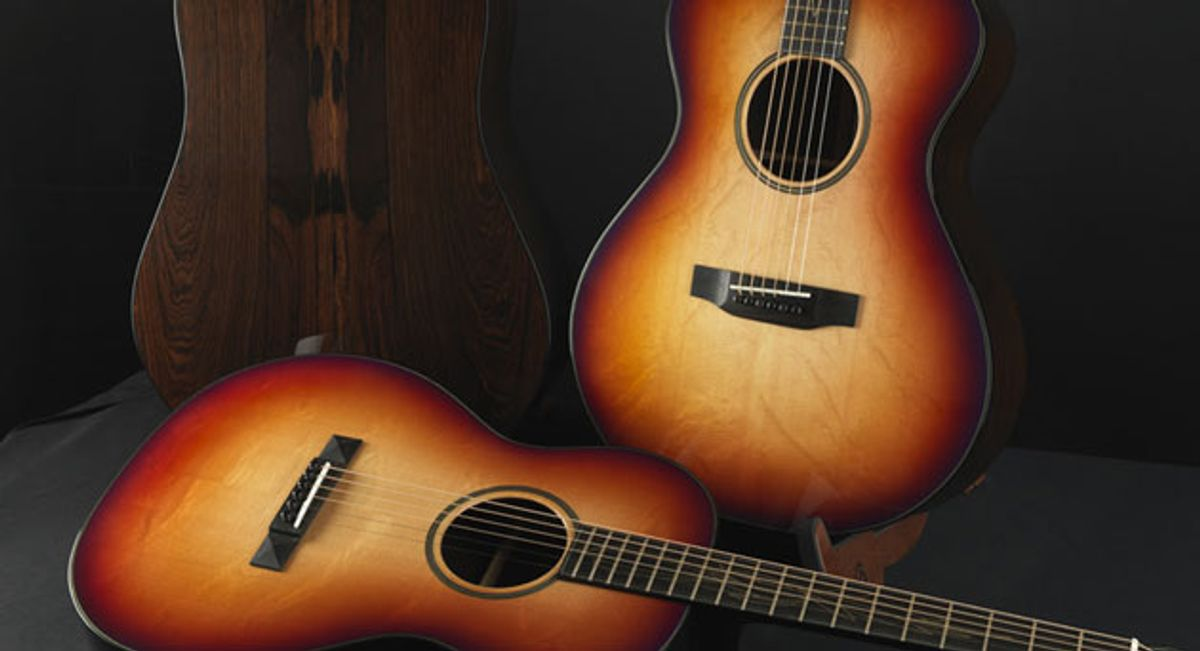 Bedell Guitars Launches the Rio Series
