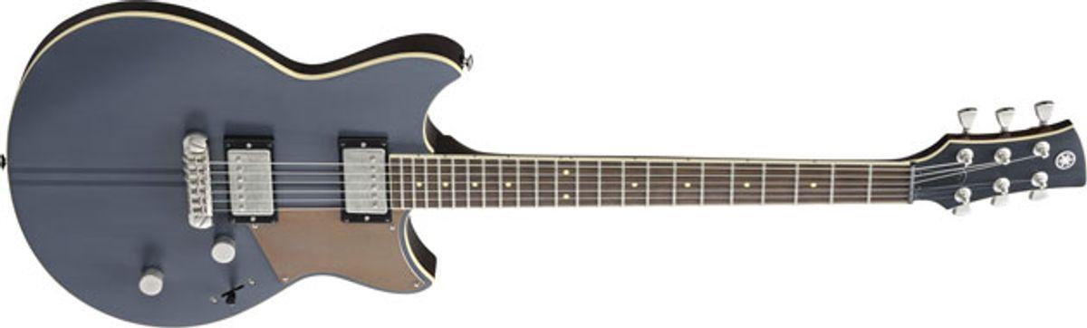 Yamaha Guitars Unveils the Revstar Series
