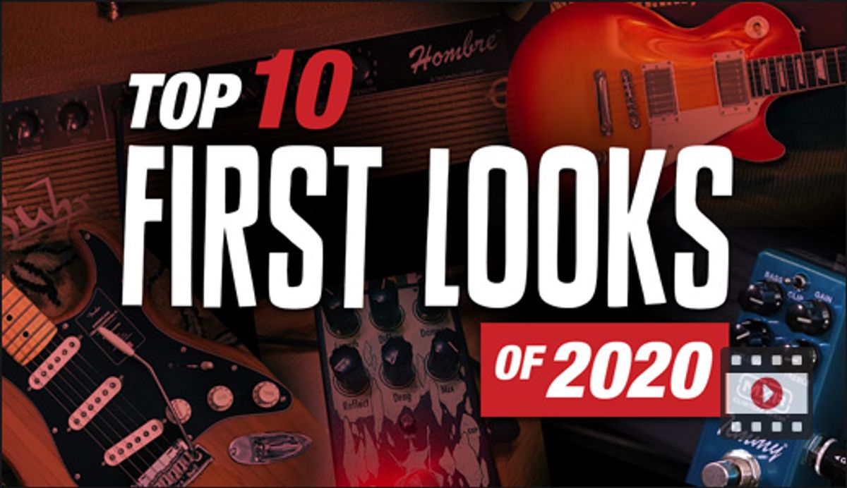 Top 10 First Looks of 2020