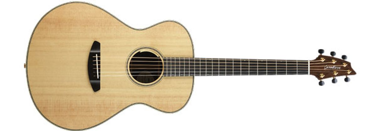 Breedlove Guitars Introduces Brazilian Rosewood Series