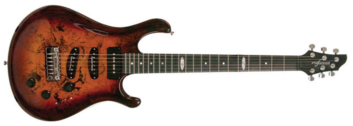 Flaxwood 3S-T Haarii Special Electric Guitar Review