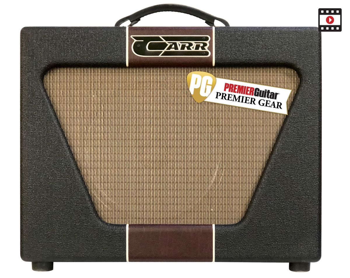 Carr Super Bee: The Premier Guitar Review