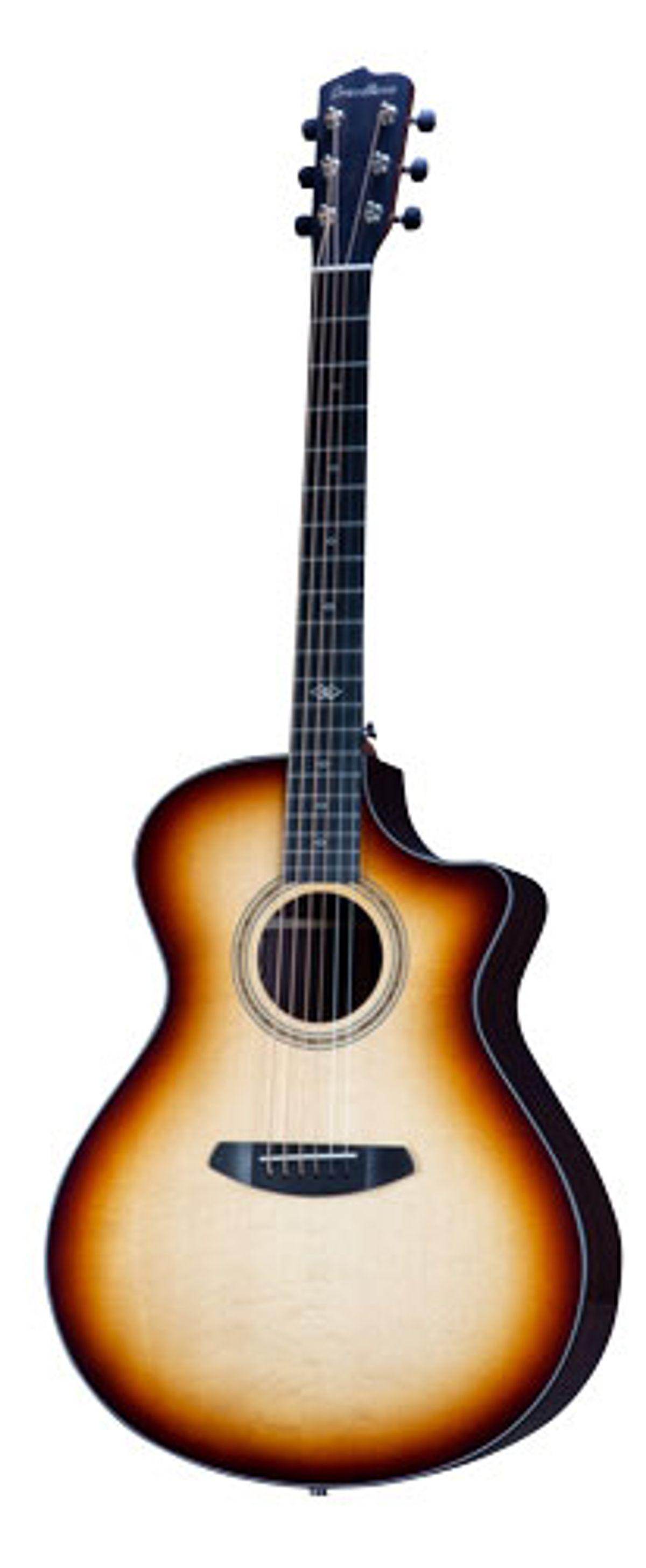 Breedlove Guitars Announces Updated Premier Series