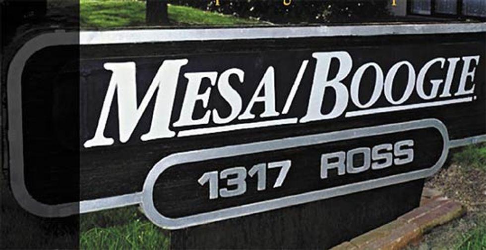 Mesa Boogie: Born to Boogie