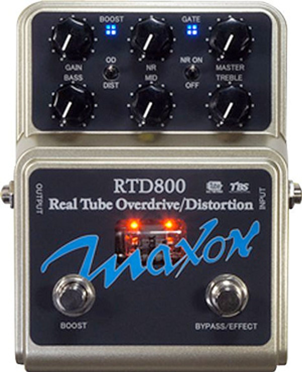Maxon RTD800 Real Tube Overdrive/Distortion Pedal Review