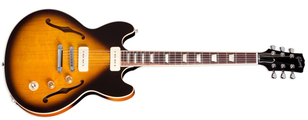 Gibson Unveils New Midtown Standard P-90 Guitar