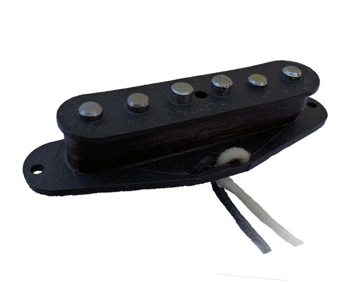 Sheptone Unveils the Alnico Blues Single-Coil Pickups