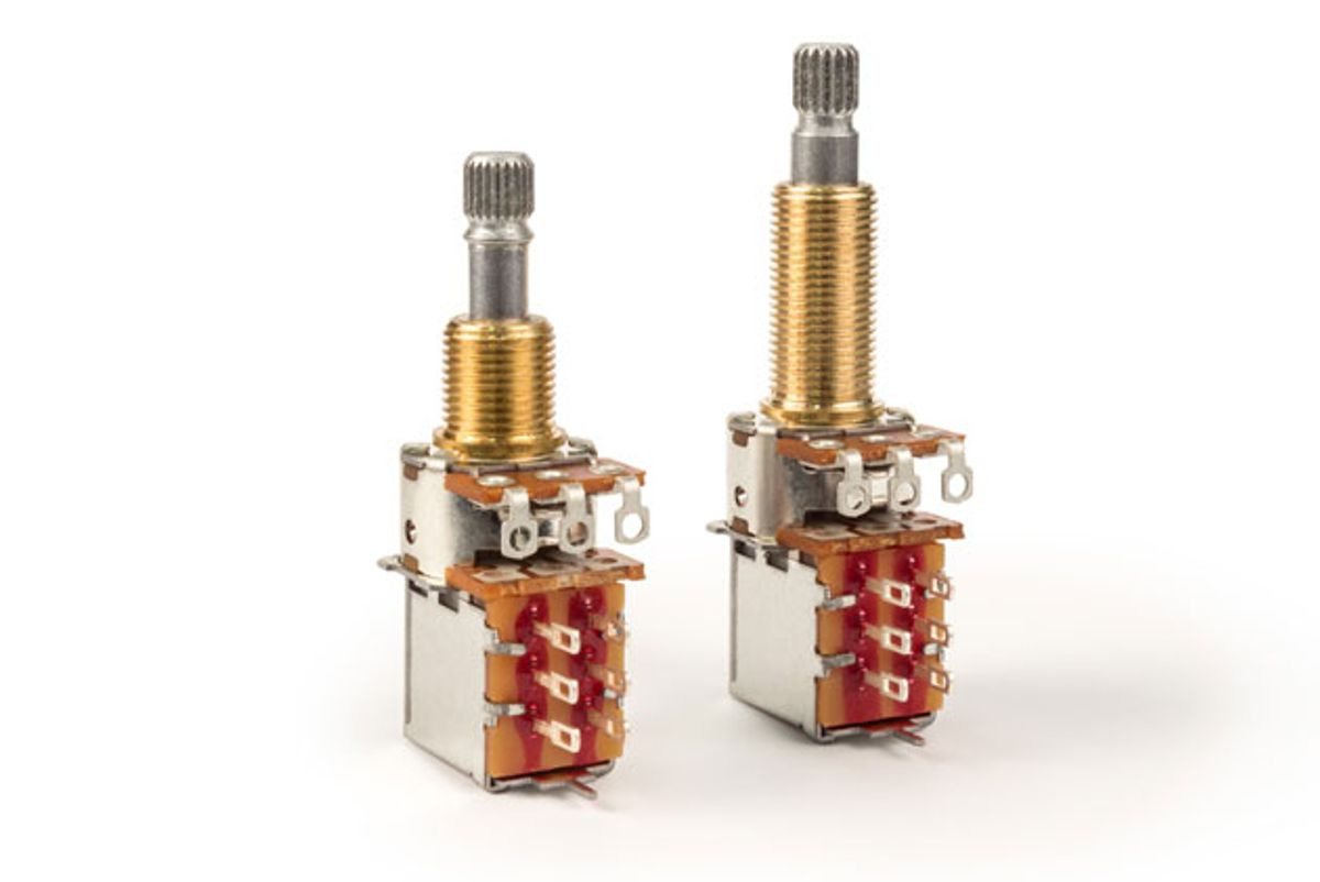 Bourns Introduces the PDB185-GTR Potentiometer
