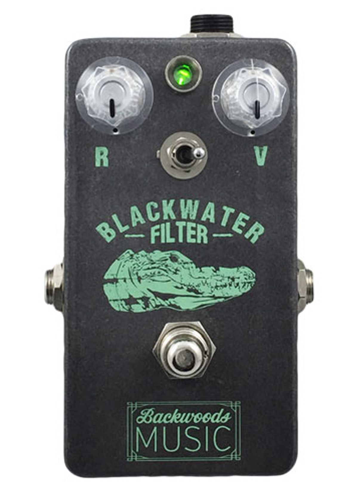 Backwoods Music Unveils Blackwater Filter