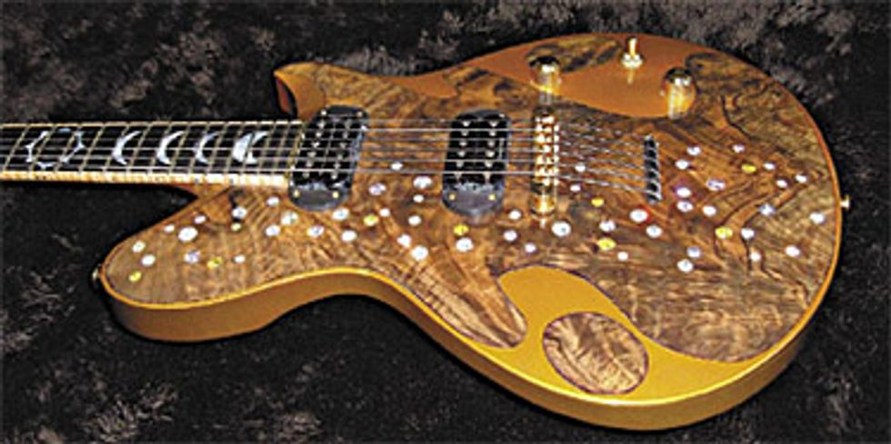 Jet Guitar Number 300