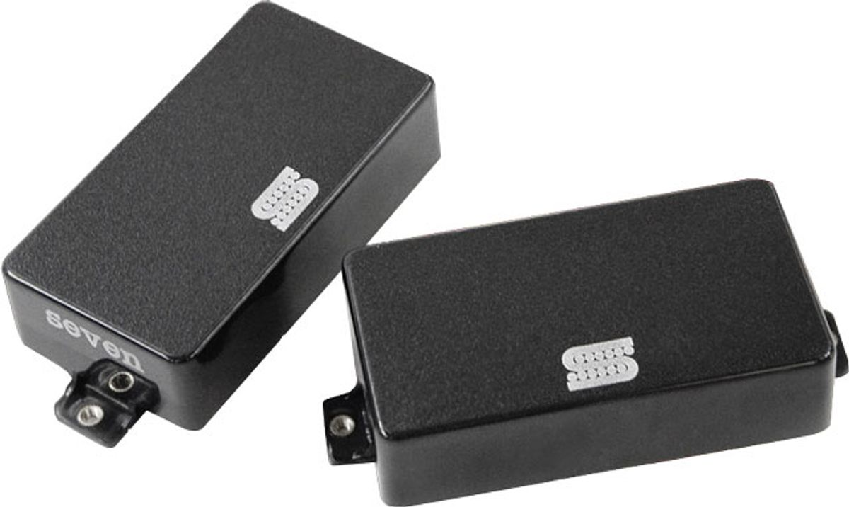 Seymour Duncan Mick Thomson EMTY Blackouts Now Available for 7-String