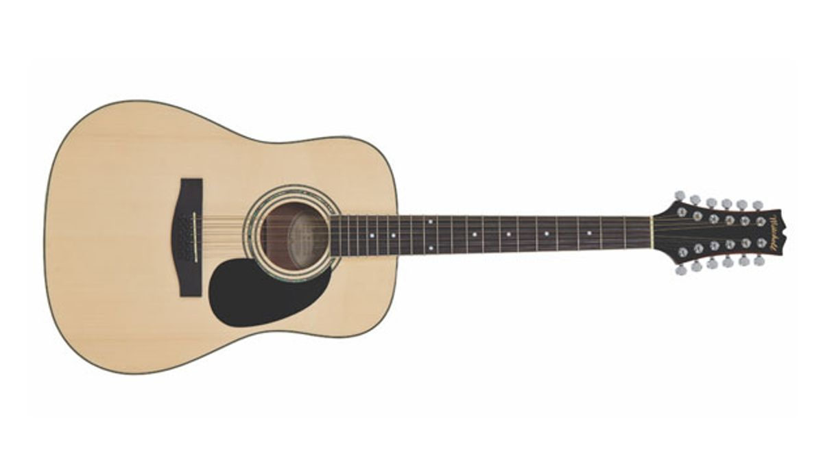 Mitchell Unveils the 120 Series of Acoustic Guitars