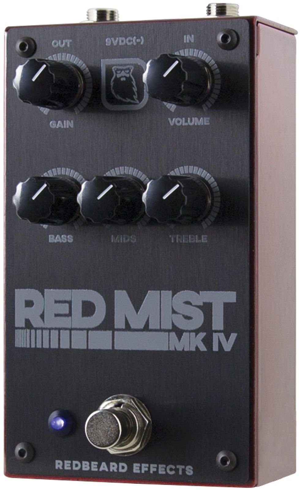 red beard red mist - homepage
