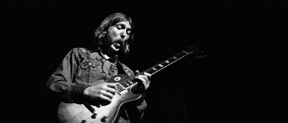 Beyond Blues: The Allman Brothers Band