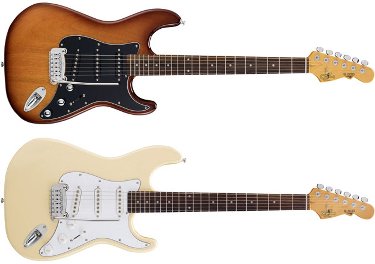 G&L Introduces the Tribute Series S-500