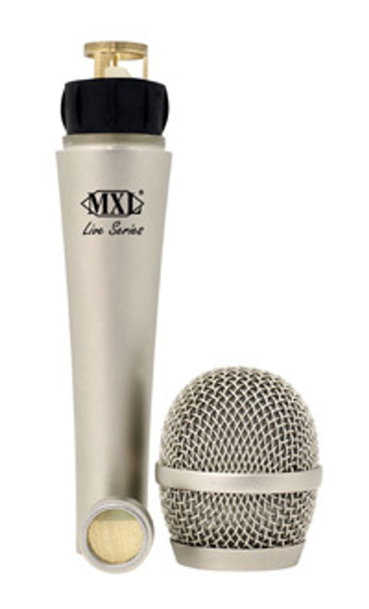 MXL Microphones to Debut Live Series