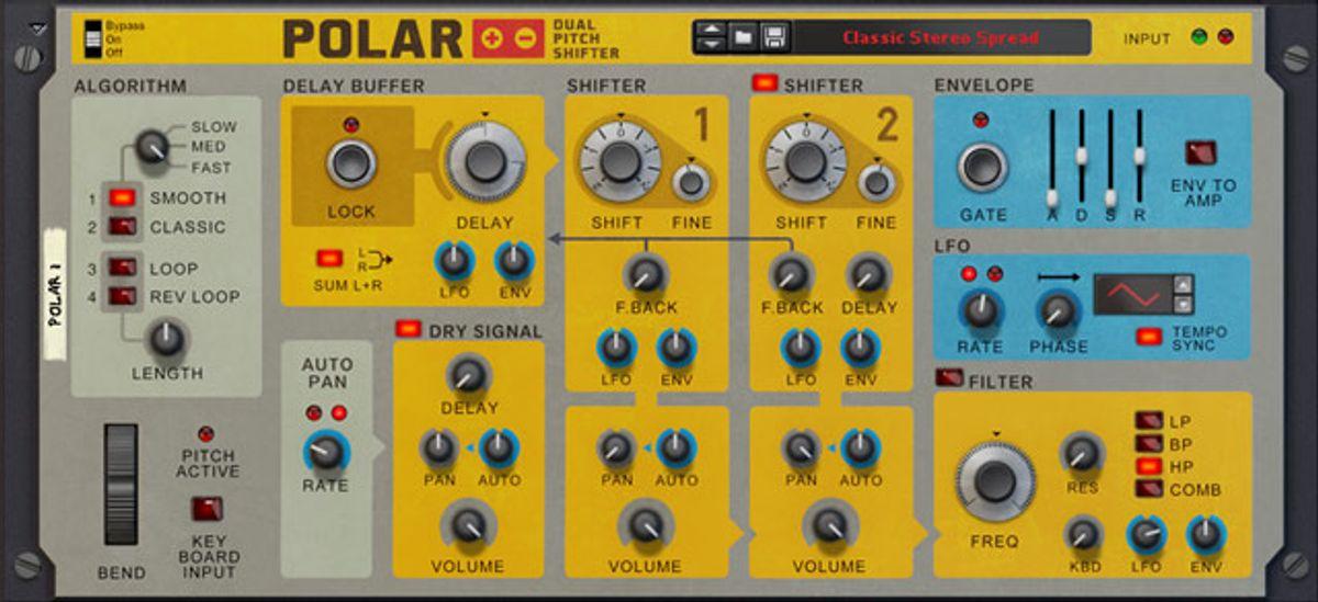 Propellerhead Announces Polar Rack Extension