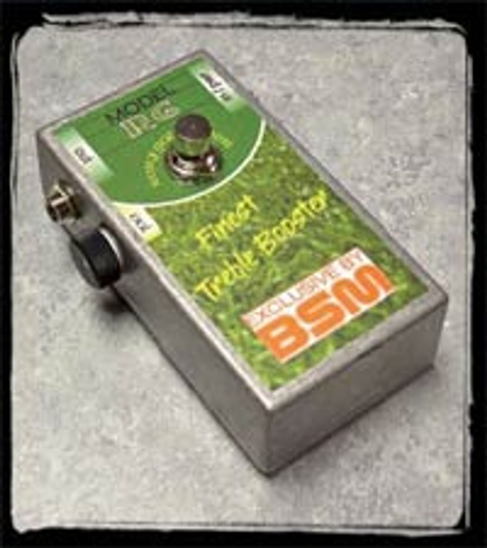 BSM RG Treble Booster