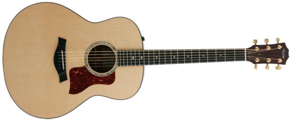 Taylor 518E Acoustic Guitar Review