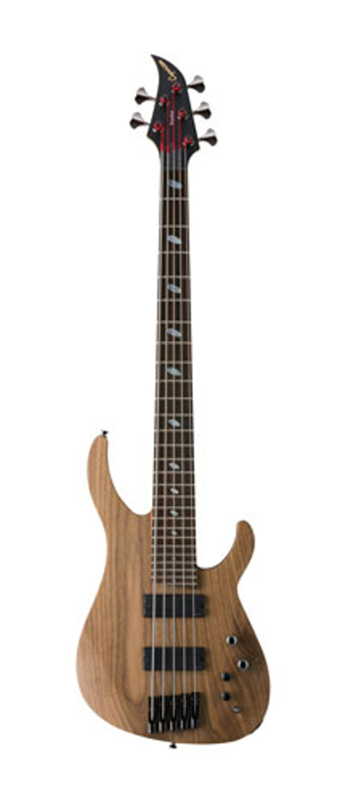 Caparison Launches the Brocken 5-Bass