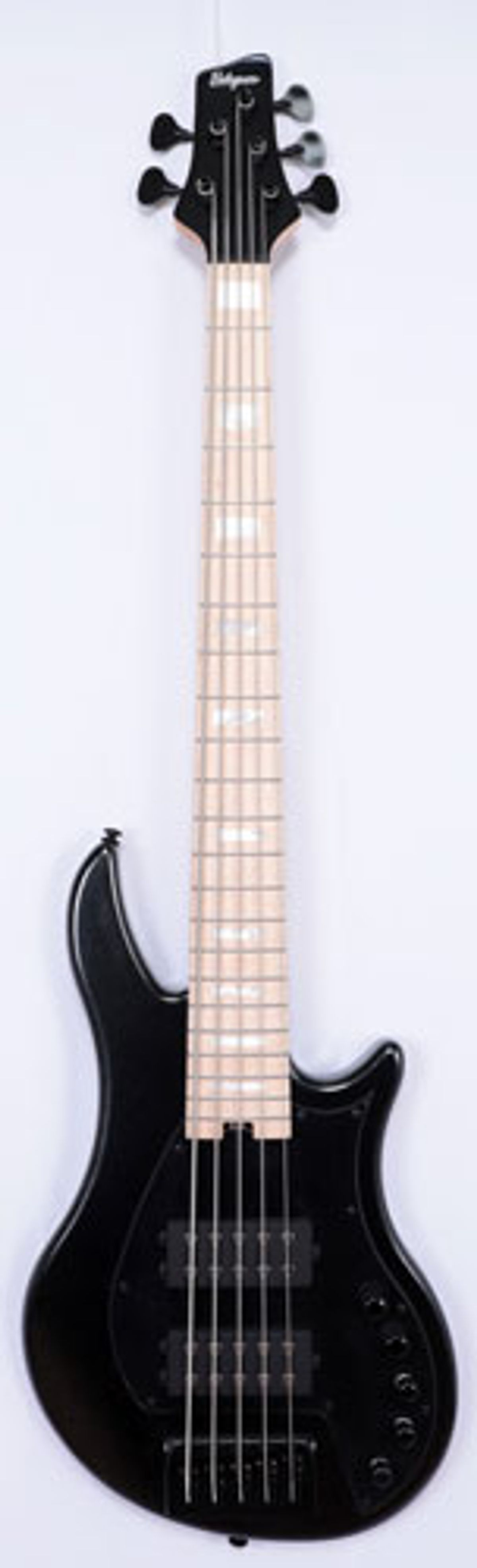 Balaguer Guitars Releases the Monoceros Bass