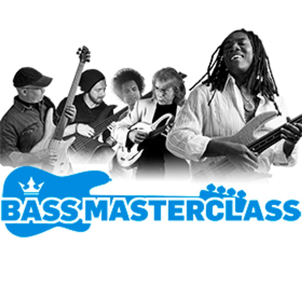 "TC Electronic Announces Free ""Bass Masterclass"" TonePrint Collection"