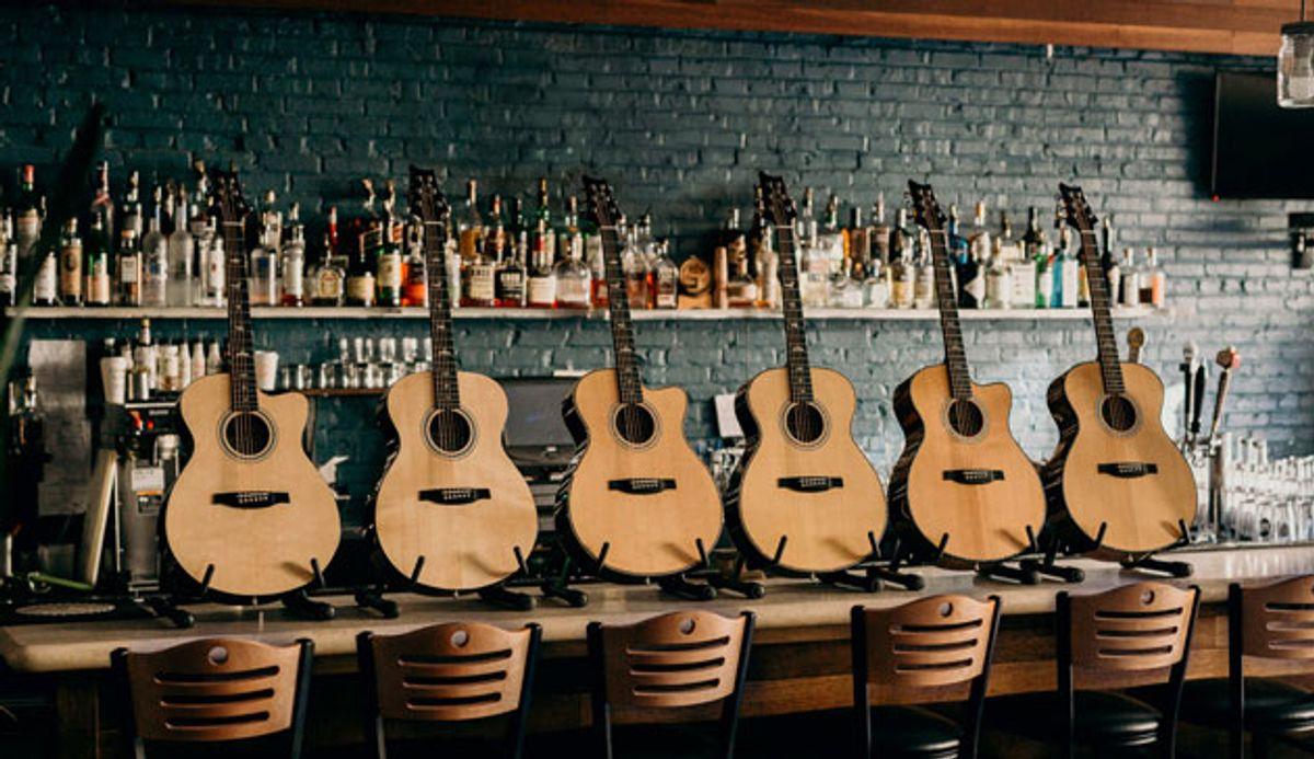 PRS Introduces the 2018 SE Acoustic Series